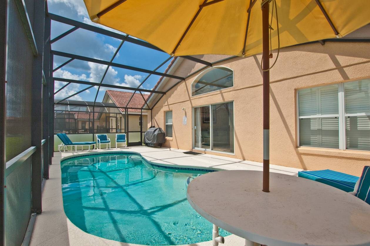 Vacation Homes For Rent In Davenport Fl Solana Resort