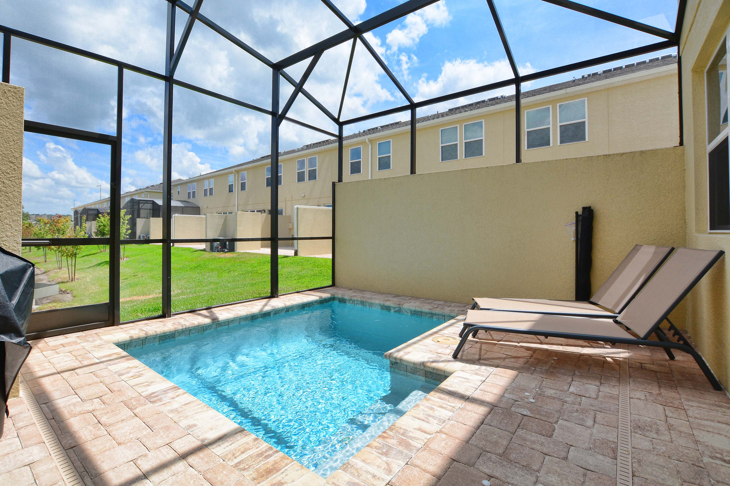 Vacation Homes For Rent In Kissimmee Fl Compass Bay Unit 1953cy