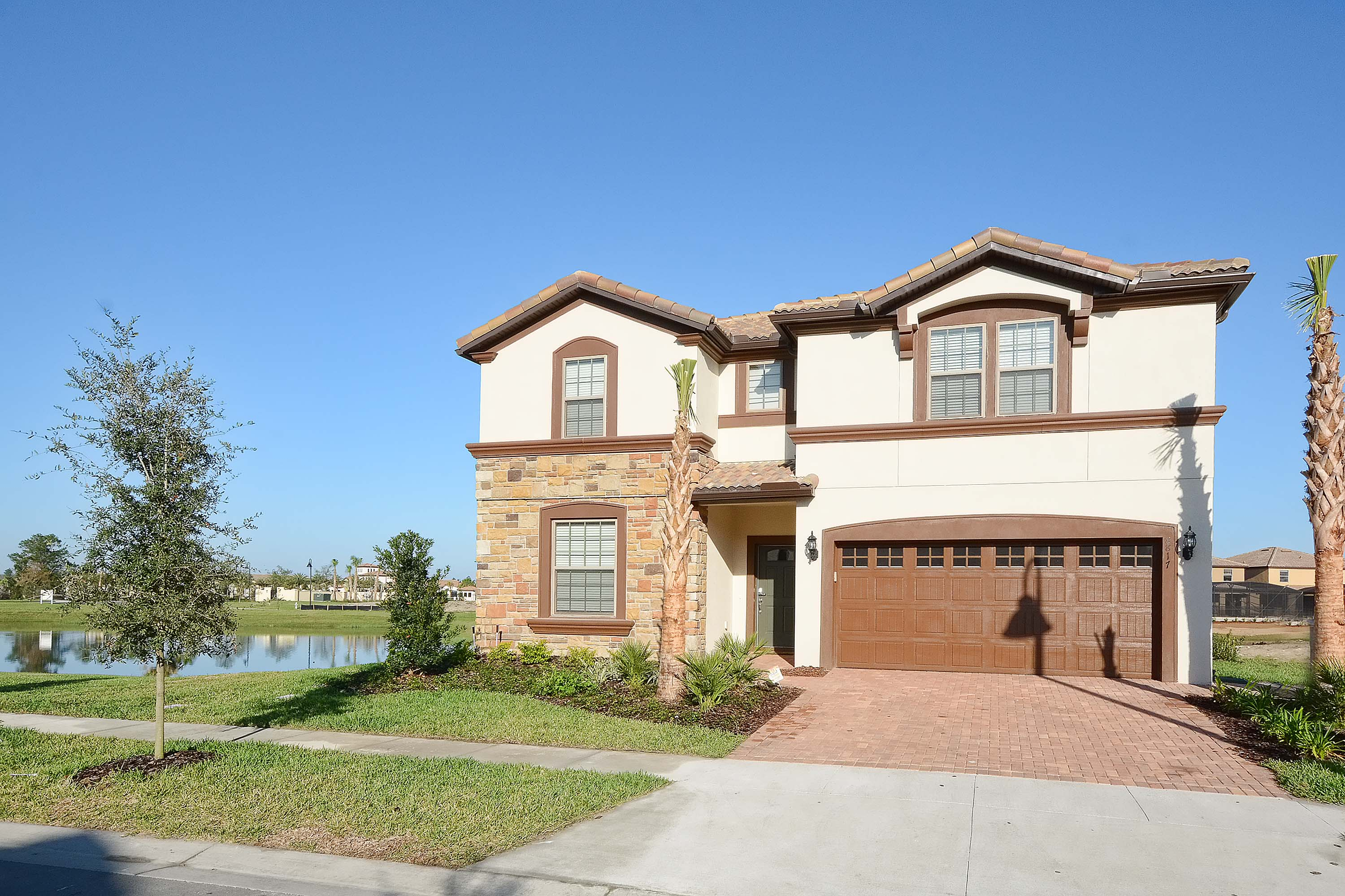 Vacation Homes For Rent in Kissimmee FL Windsor at Westside