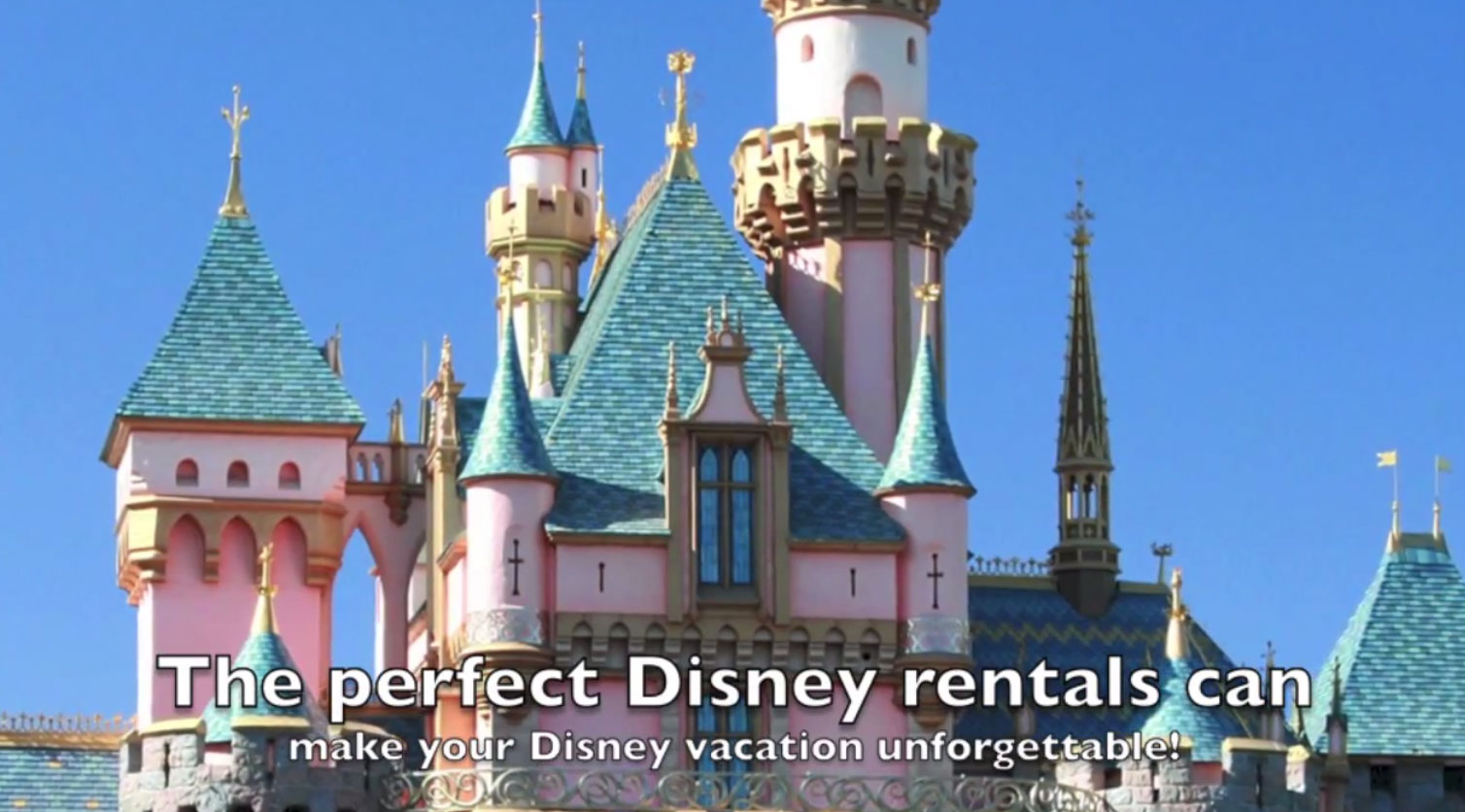 Disney Rentals from Vacation Pool Homes