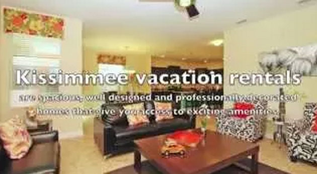 Kissimmee vacation homes and rentals