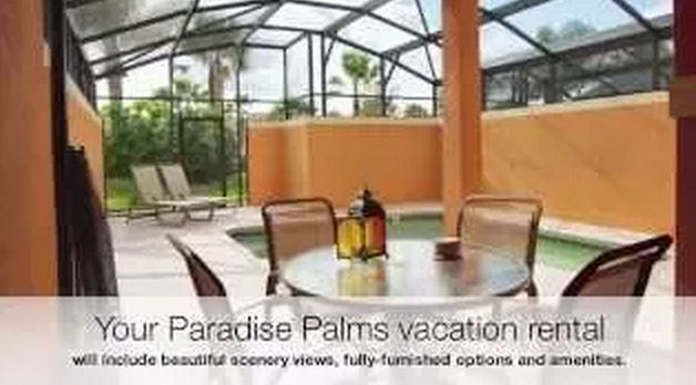 Paradise Palms Vacation