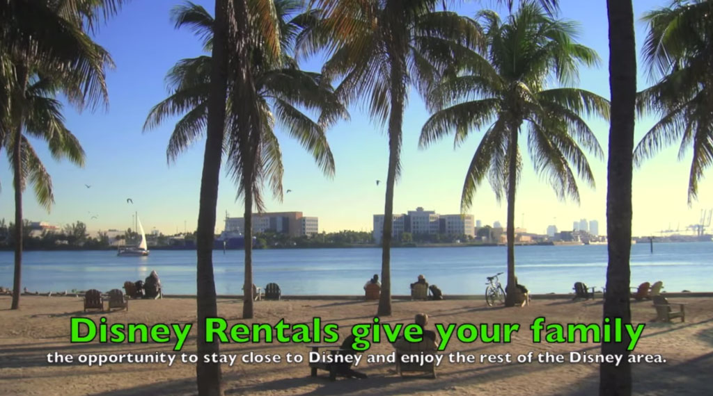 Disney Vacation Rentals